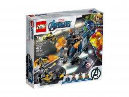 LEGO Marvel Avengers 76143 Avengers: Zatrzymanie ciężarówki