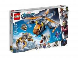LEGO Marvel Avengers Avengers: Upadek helikoptera Hulka 76144