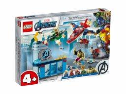 LEGO 76152 Avengersi - gniew Lokiego
