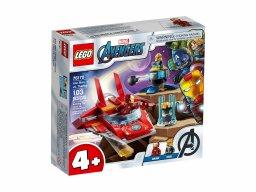LEGO 76170 Marvel Avengers Iron Man kontra Thanos