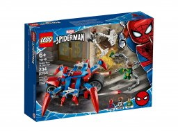 LEGO 76148 Marvel Spider-Man Spider-Man kontra Doc Ock