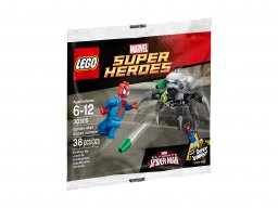 LEGO Marvel Super Heroes Spider-Man Super Jumper 30305