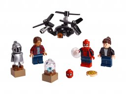 LEGO Marvel Super Heroes 40343 Spider-Man i włamanie do muzeum