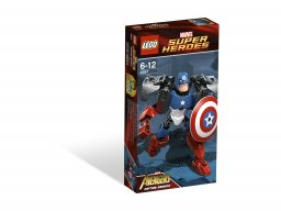 LEGO Marvel Super Heroes 4597 Captain America™