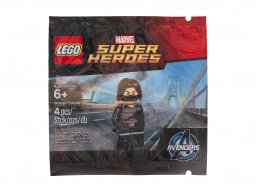 LEGO 5002943 Marvel Super Heroes Zimowy Żołnierz
