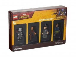 LEGO Marvel Super Heroes Bricktober Minifigure Collection