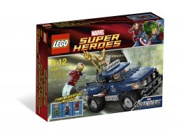 LEGO 6867 Loki's™ Cosmic Cube Escape