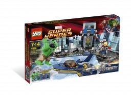 LEGO Marvel Super Heroes 6868 Hulk's™ Helicarrier Breakout