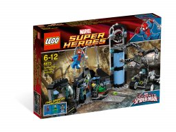 LEGO 6873 Spider-Man's™ Doc Ock™ Ambush
