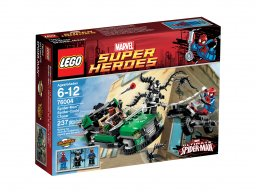LEGO 76004 Marvel Super Heroes Spider-Man™: Pościg