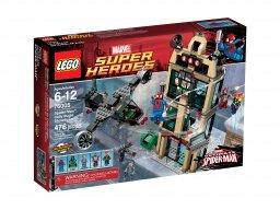 LEGO 76005 Marvel Super Heroes Spider-Man™: Codzienny pojedynek