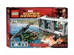 LEGO Marvel Super Heroes Iron Man™: Atak na posiadłość w Malibu 76007