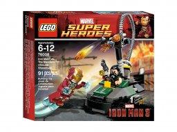 LEGO Marvel Super Heroes 76008 Iron Man™ vs Mandarin™: Ostatnie starcie