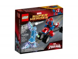 LEGO Marvel Super Heroes Spider-Trike vs. Electro
