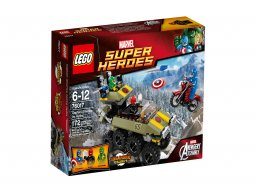 LEGO Marvel Super Heroes Captain America™ kontra Hydra™