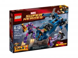 LEGO Marvel Super Heroes X-Men kontra Sentinel 76022