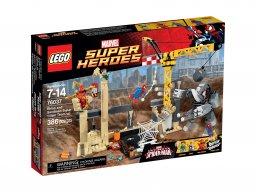 LEGO Marvel Super Heroes Atak Rhino i Sandmana