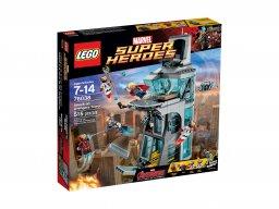 LEGO Marvel Super Heroes 76038 Atak na Wieżę Avengersów