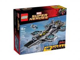 LEGO 76042 Marvel Super Heroes Lotniskowiec SHIELD Helicarrier