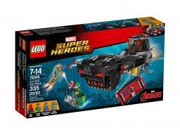 LEGO Marvel Super Heroes Atak Żelaznej Czaszki