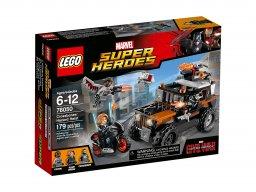 LEGO 76050 Marvel Super Heroes Pościg za Crossbonesem