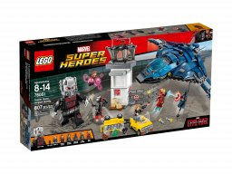 LEGO Marvel Super Heroes Starcie superbohaterów 76051