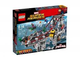 LEGO Marvel Super Heroes 76057 Spiderman: Pajęczy wojownik