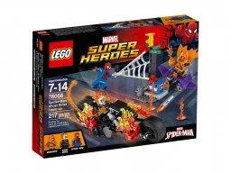 LEGO Marvel Super Heroes 76058 Spiderman: Atak Upiornych Jeźdźców