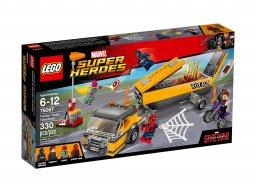 LEGO Marvel Super Heroes Zatrzymanie cysterny 76067