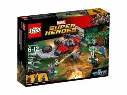 LEGO Marvel Super Heroes Atak Niszczyciela