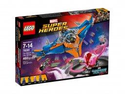 LEGO 76081 Marvel Super Heroes Milano kontra Abilisk