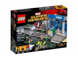 LEGO Marvel Super Heroes 76082 Walka o bankomat