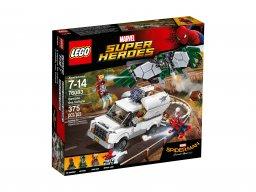 LEGO Marvel Super Heroes Uwaga na Sępa 76083