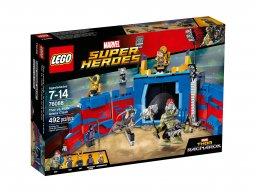 LEGO 76088 Marvel Super Heroes Thor kontra Hulk: starcie na arenie