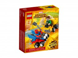 LEGO 76089 Spider-Man vs. Sandman