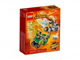 LEGO Marvel Super Heroes Thor vs. Loki 76091