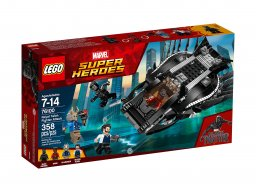 LEGO Marvel Super Heroes Atak myśliwca Royal Talon Fighter