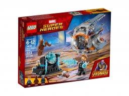 LEGO Marvel Super Heroes Poszukiwanie broni Thora