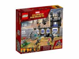 LEGO 76103 Atak Corvusa Glaive'a