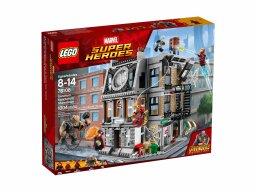 LEGO Marvel Super Heroes 76108 Starcie w Sanctum Sanctorum