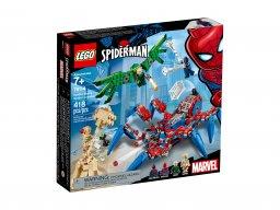 LEGO Marvel Super Heroes Mechaniczny pająk Spider-Mana 76114