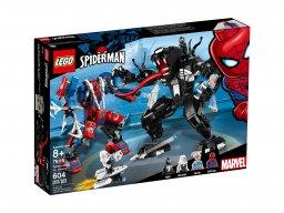 LEGO Marvel Super Heroes Pajęczy Mech kontra Venom 76115