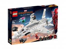 LEGO 76130 Odrzutowiec Starka i atak dronów