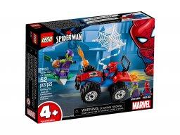 LEGO Marvel Super Heroes Pościg samochodowy Spider-Mana 76133