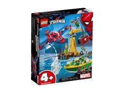 LEGO 76134 Marvel Super Heroes Doktor Octopus - skok na diamenty
