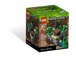 LEGO 21102 Minecraft™ Micro World: Pierwsza noc