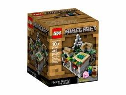 LEGO Minecraft 21105 Mikroświat - Wioska