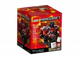 LEGO Minecraft 21106 Mikroświat - The Nether