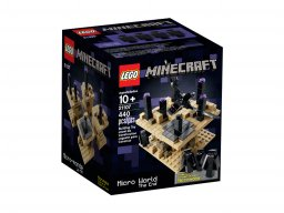 LEGO Minecraft™ 21107 Micro World - The End