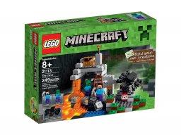 LEGO Minecraft™ Jaskinia 21113